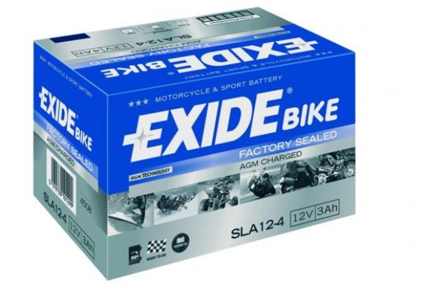 Więcej baterii Exide dla motocykli