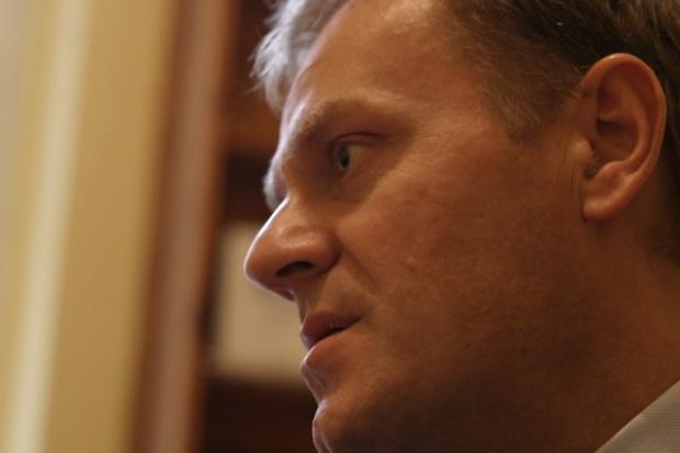 Premier: z uwagi na gaz łupkowy możliwa zmiana umowy z Gazpromem