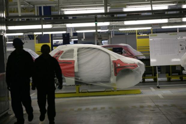 Związkowcy spokojni o przyszłość tyskiej fabryki Fiata