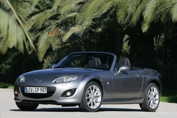 Mazda świętuje brytyjski sukces