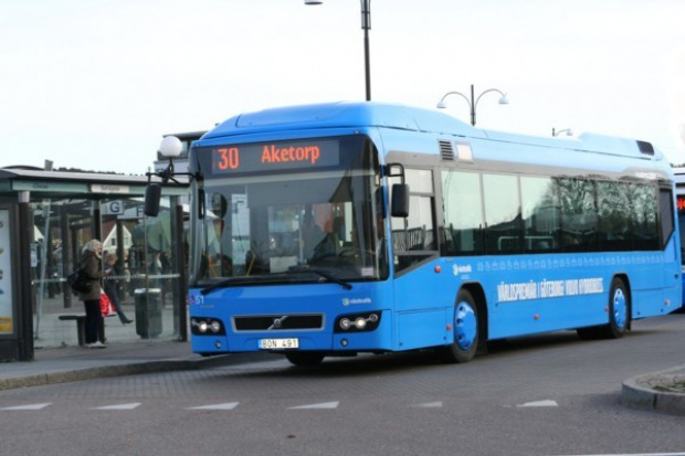 Ruszyła produkcja hybrydowych autobusów Volvo