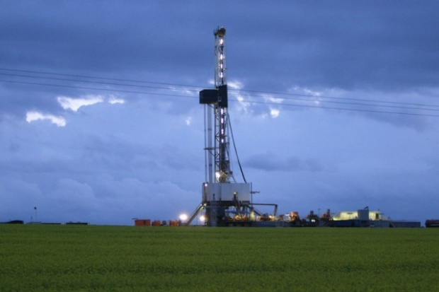 Rozpoczęły się prace wiertnicze przy poszukiwaniu gazu łupkowego