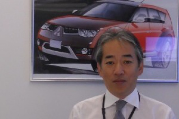 Nowy szef Mitsubishi w Polsce