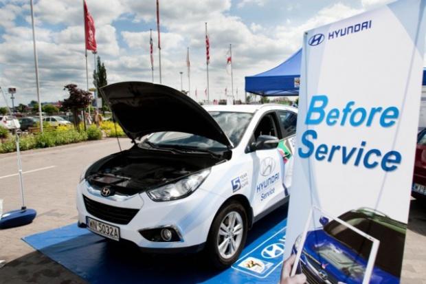 "Hyundai rozpoczął program ""World Cup Before Service"""