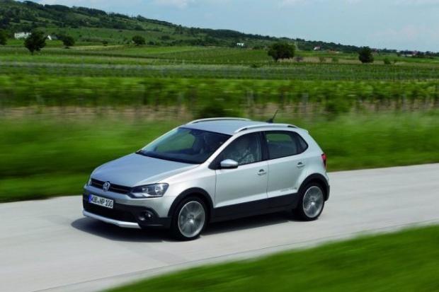 Wielofunkcyjność wg Volkswagena: Cross Polo