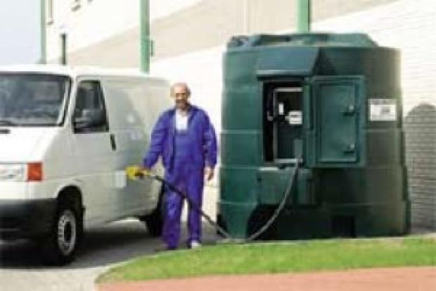 Ekopol Górnośląski rozwija sieć mikrostacji paliw