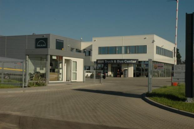 Nowe centrum serwisowe MAN w Polsce