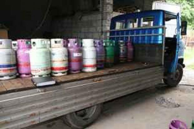MG nie podejmie prac nad umożliwieniem napełniania butli na stacjach paliw