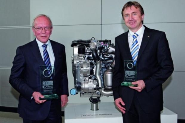 Volkswagen świętuje sukces silnika TSI