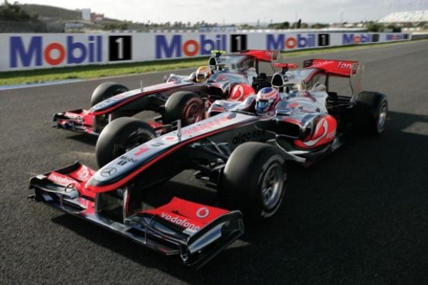 Paliwo i smarowanie elementem strategii teamu F1