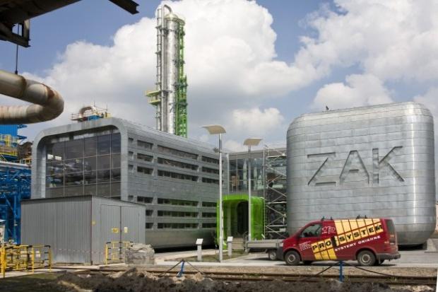 Największa europejska inwestycja chemiczna już bliska ukończenia