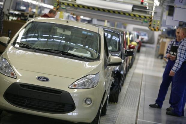 Brak ekologicznych silników. Tychy zatrzymują produkcję forda ka