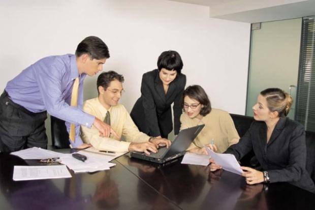 Wideokonferencje sprawdzają się szczególnie w firmach giełdowych