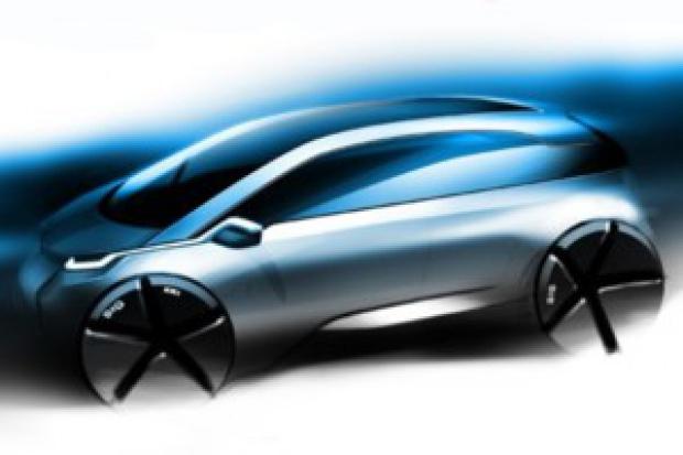 Elektryczny BMW wchodzi w fazę realizacji