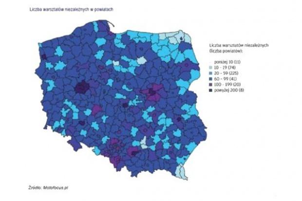 Polska może być i jest zagłębiem niezależnych producentów motoczęści