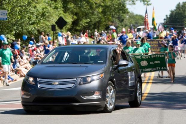 Coraz więcej Chevroleta Volta w USA