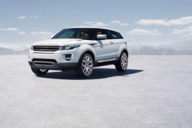 Pierwszy Land Rover z napędem na jedną oś