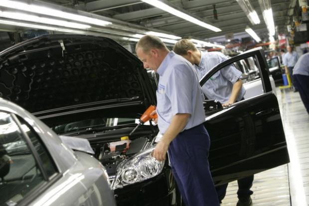 Gliwicki Opel szacuje tegoroczną wielkość produkcji na 160 tys. aut