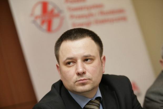 M. Swora, URE, krytycznie o przejęciu Energi przez PGE