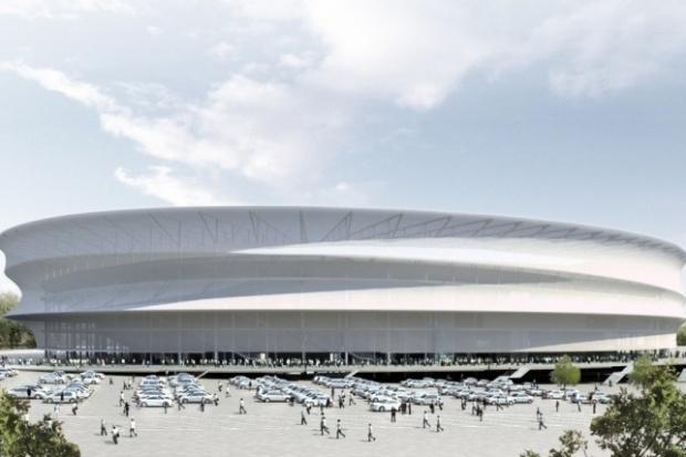 ME-2012. We wrześniu montaż stalowej konstrukcji stadionu we Wrocławiu