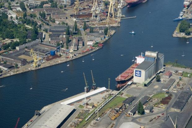DB Schenker Rail inwestuje w urządzenia portowe w Szczecinie i Świnoujściu