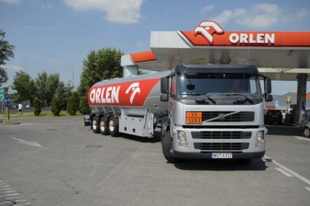 Kolejne Volvo dla spółki ORLEN Transport