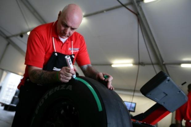 Kulisy F1 okiem dostawców opon