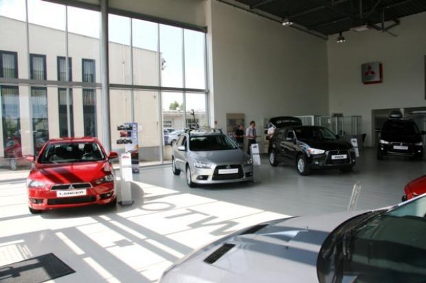 Mitsubishi ma nowy salon w Bielsku-Białej