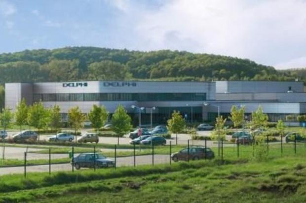 Okrągły jubileusz Centrum Technicznego Delphi w Krakowie