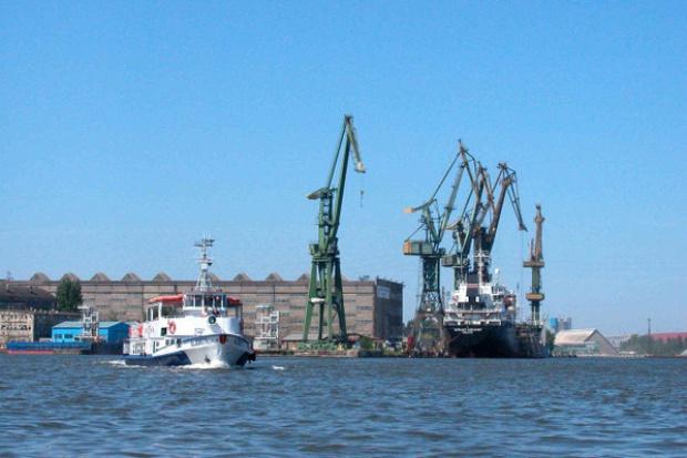 Stocznia Gdańsk: sytuacja ISD na Ukrainie nie ma na nas wpływu