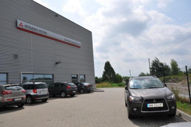 Nowe Centrum Szkoleniowe Mitsubishi Motors