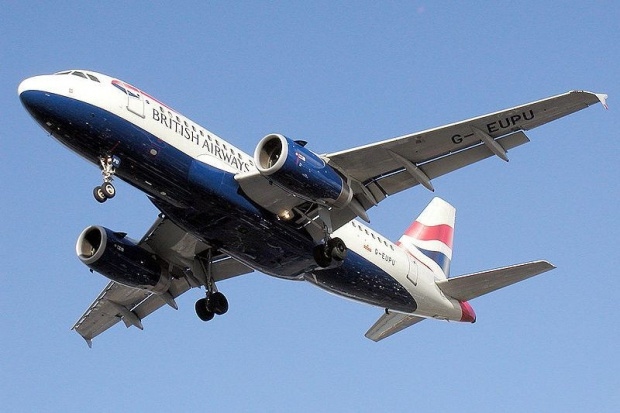 164 mln funtów straciło British Airways w pierwszym kwartale br.
