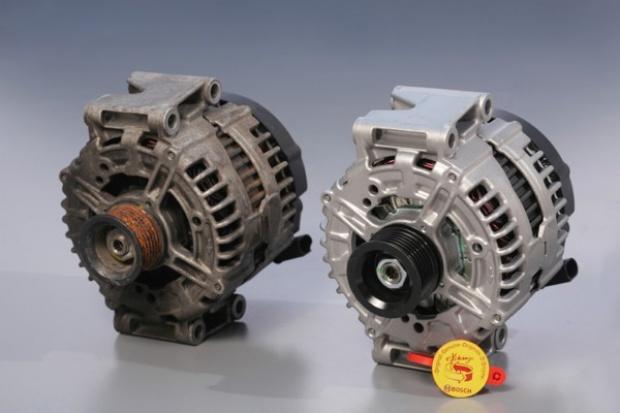 Bosch promuje program wymiany części o jakości wyposażenia fabrycznego