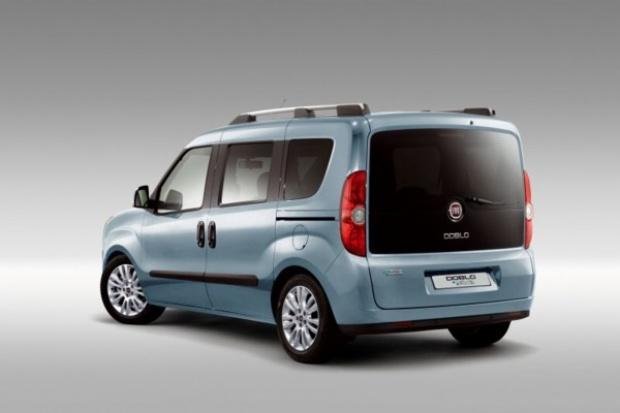 Wyprodukowano milionowy egzemplarz Fiata Doblò.