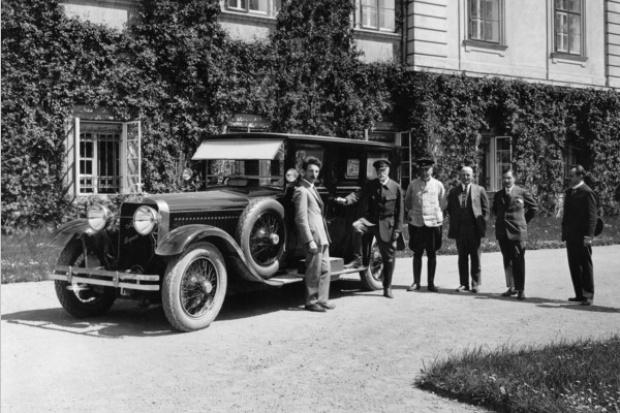 85 lat od fuzji Laurin & Klement i Skody