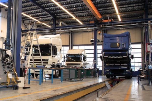 Wahania popytu na rynku ciężarówek w Polsce.