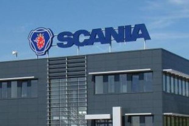 Największy serwis Scania rusza w Gliwicach