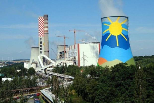 Kopalnia i elektrownia Turów ograniczyły produkcję z powodu powodzi
