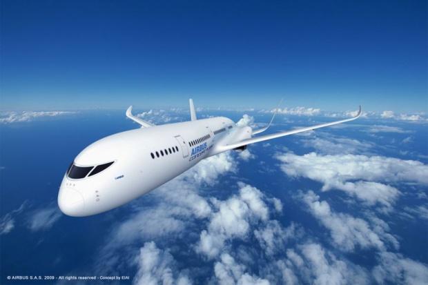 Samolot przyszłości według Airbusa