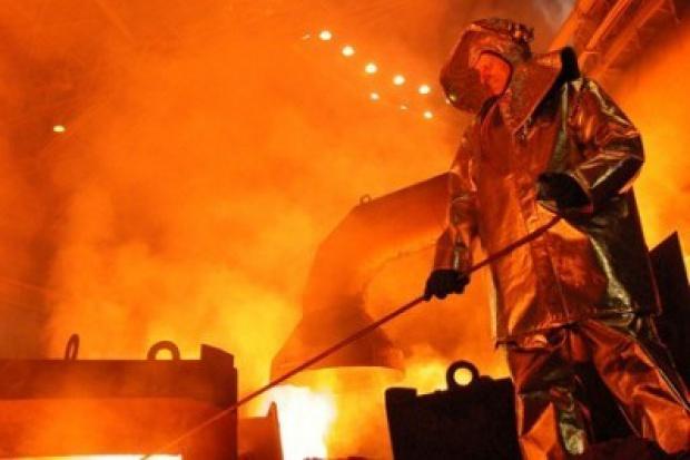 ArcelorMittal Poland znów pracuje na pół gwizdka