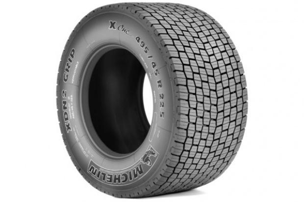 Michelin w Yellowstone