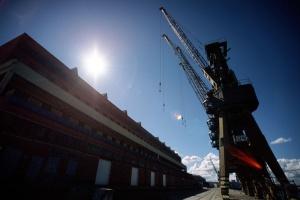 Francuska firma zainteresowana kupnem terminalu masowego w Gdyni