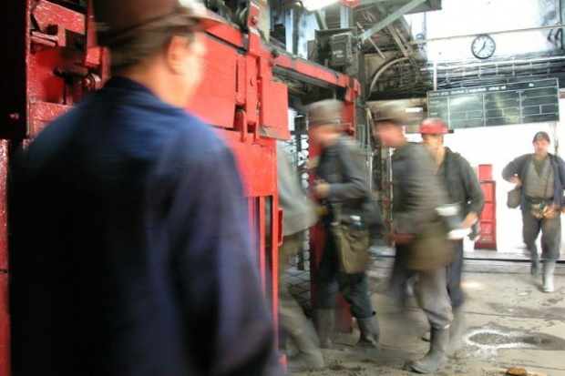 Połowa wypadków w górnictwie - przy transporcie