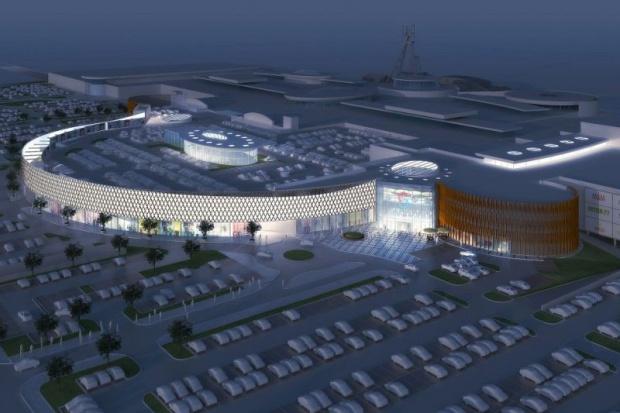 Erbud rozbuduje największy kompleks handlowy w woj. śląskim