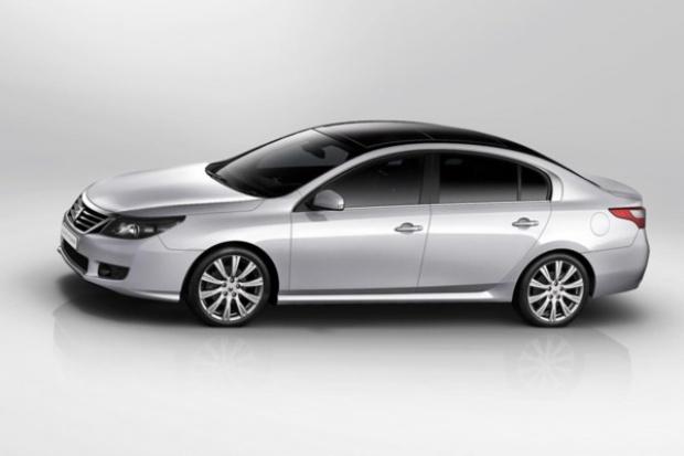 Zupełnie nowy sedan Renault