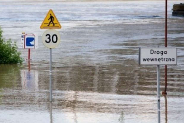 Stan infrastruktury przeciwpowodziowej wymaga interwencji, ale nie jest tragiczny