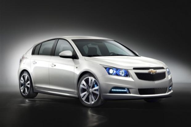Cruze hatchback ma wzmocnić Chevroleta w Europie