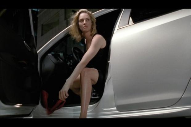 Alfa Romeo oddaje Giuliettę Umie Thurman