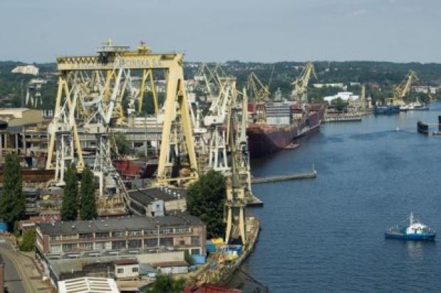 Aukcje ws. stoczni Szczecin odbędą się w listopadzie