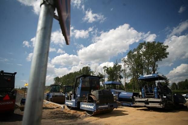 Wartość rynku budownictwa drogowego w Polsce sięgnie 6 mld euro do 2013 r.